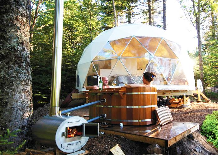 Done Glamping Resort Tent