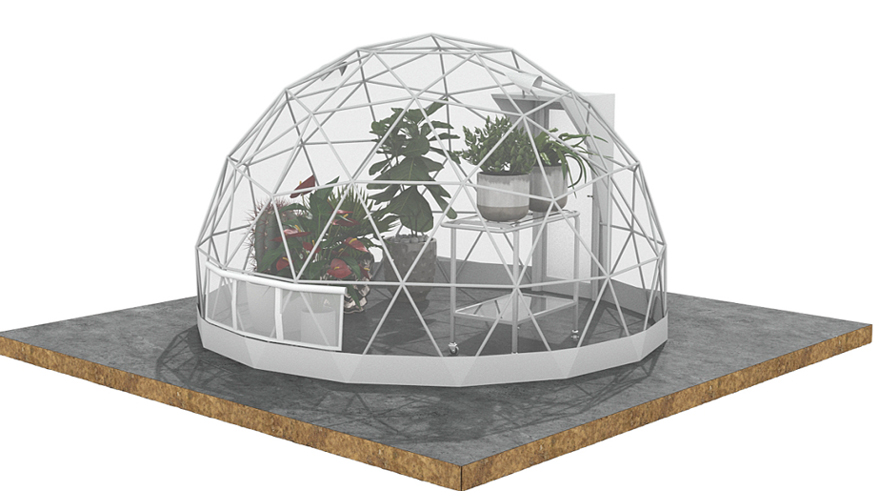 3m green house dome tent